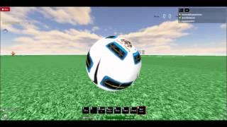ROBLOX Ro-Soccer 1v1's Episode 1:davidmdavid VS legoman815 (ORIGINAL VERSION)