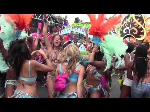 Caribana 2015 Road March Parade - On De Road Again - Lakeshore Road - Toronto - 8-1-15