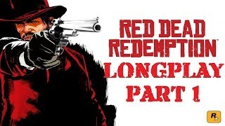 Xbox 360 Longplay [139] Red Dead Redemption (part 1 of 5)