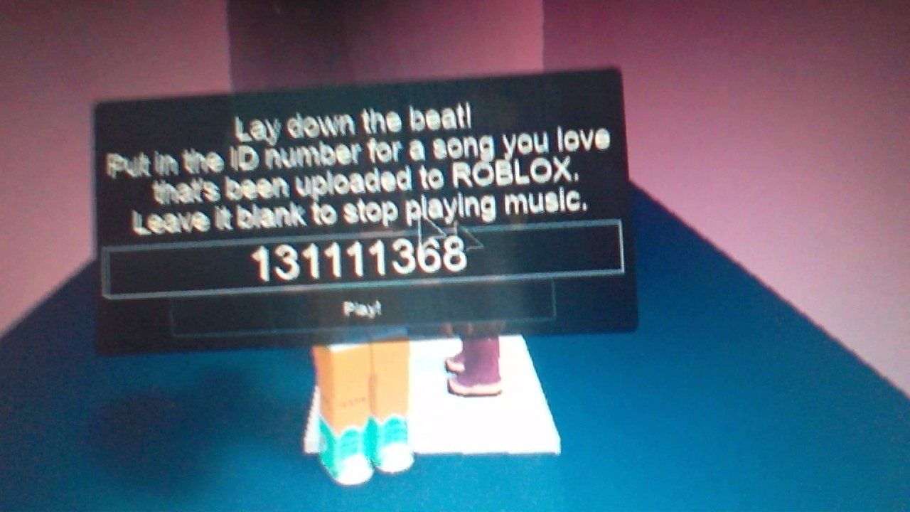 believer song id roblox
