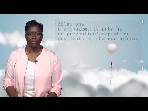 explain how urban heat islands develop