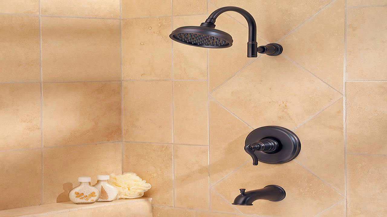 Pfister R89 8YPU R89 8YPU Ashfield 1 Handle Tub and Shower Combo ...