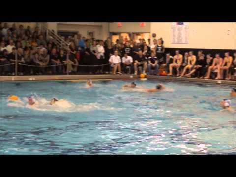 fenwick vs lyons boys water polo