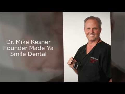 Houston Cosmetic Dentist Dr. Kesner Teaching Lumineers®  Course to other Dentists