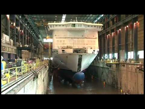 Armorique - Brittany Ferries new state-of-the-art cruise ferry