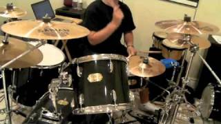 21 Guns Drum Cover - American Idiot Broadway Cast