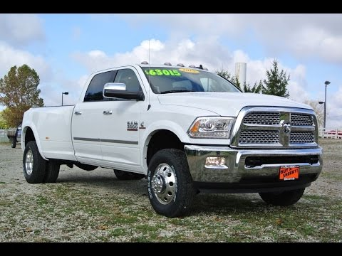 2015 ram 3500 laramie cummins dually for sale dayton troy piqua sidney ohio 27173t youtube. Black Bedroom Furniture Sets. Home Design Ideas