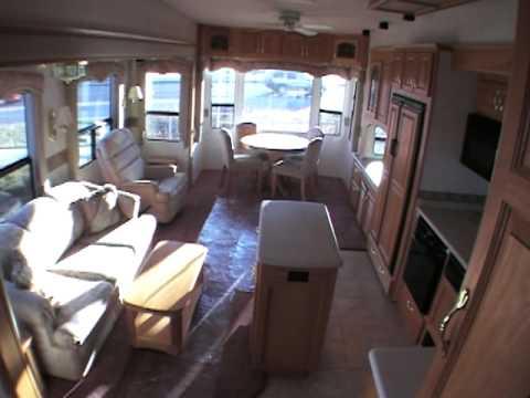 Used 2003 Teton Homes 39 Freedom Fifth Wheel Youtube
