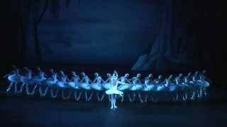 Ekaterina Borchenko in The White Swan Adagio