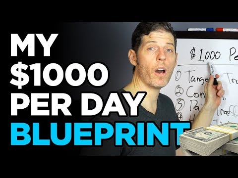 My Affiliate Marketing Blueprint For 2019