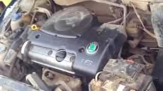Двигатель Шкода Октавиа 1,6 1998 год