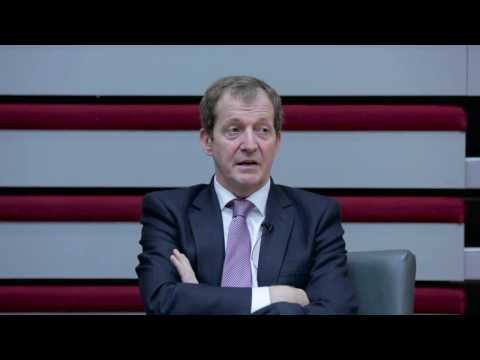 Alastair Campbell | Q&A | UCD Literary & Historical Society