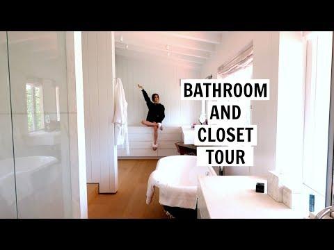 MY BATHROOM & CLOSET TOUR l Olivia Jade