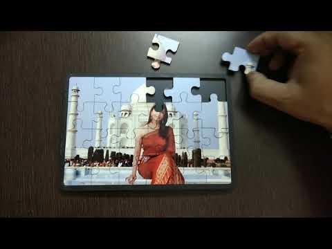 Aman Print Tech, Wooden Jigsaw Puzzle