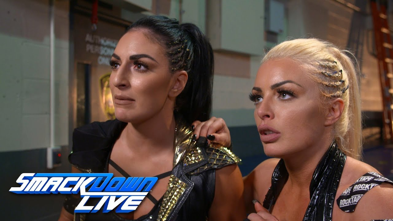"Mandy Rose on her ""easy"" win over Asuka: SmackDown Exclusive, Feb. 19, 2019"