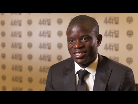 N'Golo Kante Interview After Winning Men's PFA Players' Player Of The Year