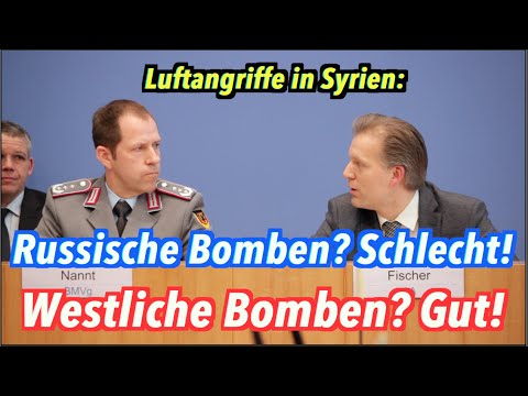 Luftangriffe in Syrien: