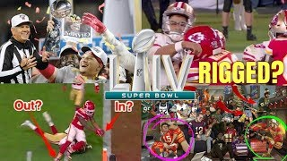 PROOF Super Bowl 54 was RIGGED! Bill Vinovich ROBBED 49ers! NFL scripted Chiefs to win 2019 Season!