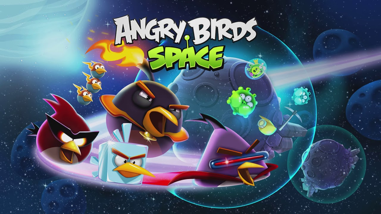 Angry Bird Space 2