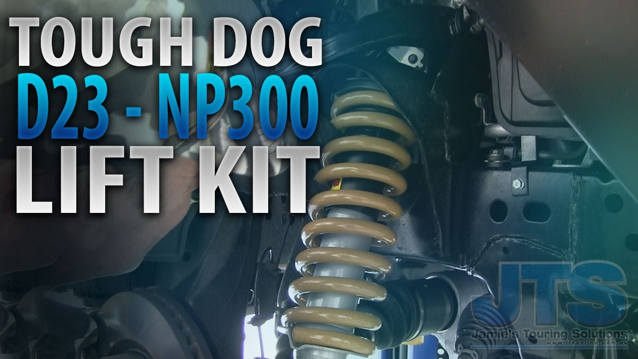 Np300 Suspension Upgrade Lift Kit Jamie S Touring