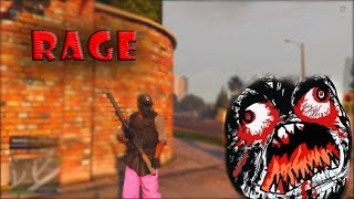 GTA 5 ONLINE - Ultimate Freemode Rage Moments - *FUNNY MUST WATCH*