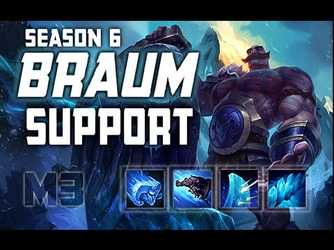 Braum Guide :: League of Legends Braum Strategy Build ...