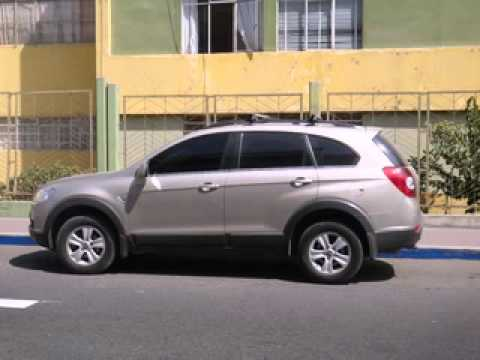 chevrolet captiva 2010 youtube. Black Bedroom Furniture Sets. Home Design Ideas