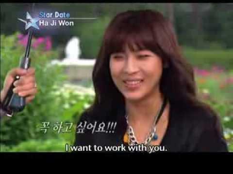 "[Star Date] Summer interview with Actress ""Ha Ji-won"" (하지원)"