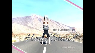 Lets Go Hand Stand Walk