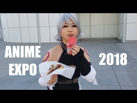 Anime Expo 2018 WITH MOONSHINE
