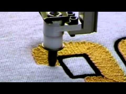 Машинка для тамбурной вышивки