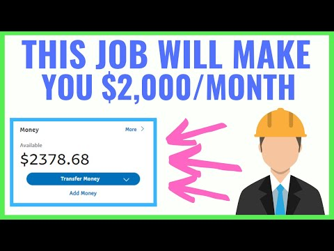 The #1 High Paying No Experience Work From Home Job (Hiring Now)