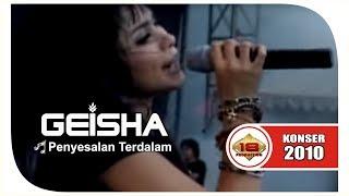 "AWAL KESUKSESAN "" GEISHA "" LAGU PENYESALAN TERDALAM (LIVE KONSER CIBUBUR 17 DESEMBER 2010)"