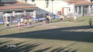 Firenze Ovest-Castelnuovo G. 0-1 Promozione Girone A