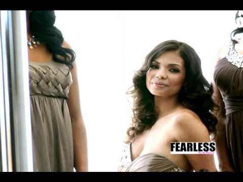 Behind the Scenes- FEARLESS Cover Shoot- Evening Gowns
