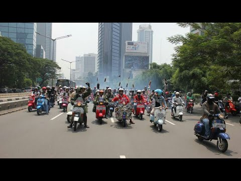 Xtreme_mods Indonesia road to JAKARTA MODS MAYDAY 2017