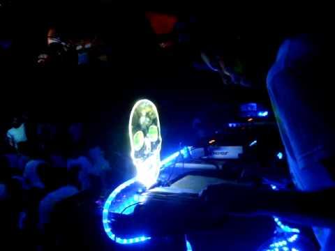 Glow In The Dark - CWB  Hall - 031112
