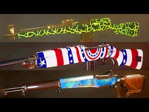 Here\'s The 17 Best COD WW2 Custom Paint Job Camos of the Week