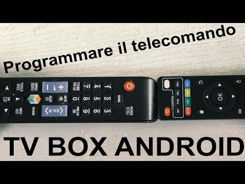 TELECOMANDO ANDROID BOX