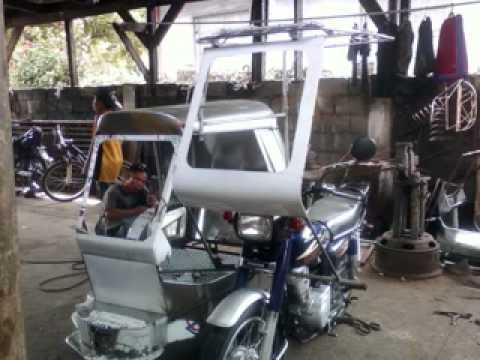 tmx with sidecar    assemble ayos lang simple