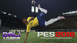 Pro Evolution Soccer 2016 PC Gameplay 60fps 1080p