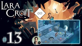 "LARA CROFT GO #13 - The Shard of Life [3/4] - ""Zbugowany dzbanek"""