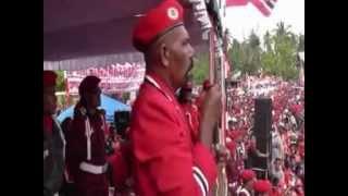 Kampanye Partai Aceh di Samalanga, Bireuen, Maret 2014