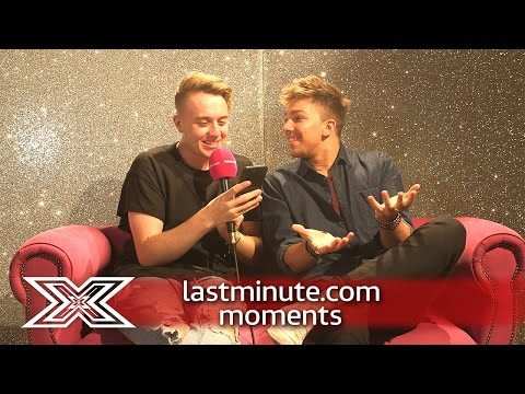 Pre-Show Warm Up with lastminute.com   Matt Terry sits down with Roman Kemp!