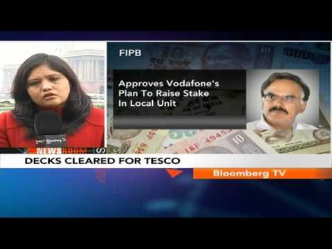 Newsroom- FIPB Clears Decks For Tesco