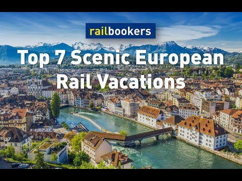 Top 7 Scenic European Rail Vacations