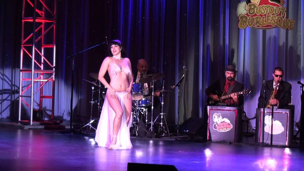 Ginger Valentine   Viva Las Vegas 15 Burlesque Showcase   YouTube