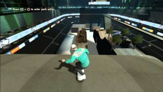 Skate 3 Free Roam Highlights