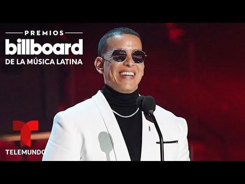 'Con Calma' de Daddy Yankee se lleva el 'Hot Latin Song', Canción del Año | Premios Billboard 2020