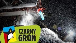 """CZARNY GROŃ """"Przejazd przez knajpę"""" 2013 U-Rodziny K2"""